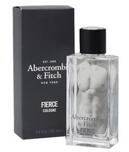ABERCROMBIE AND FITCH FIERCE COLOGNE FOR MEN
