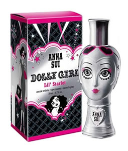 ANNA SUI LIL STARLET EDT FOR WOMEN