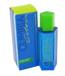 BENETTON CUMBIA COLORS EDT FOR MEN