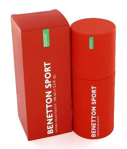BENETTON BENETTON PURE SPORT EDT FOR WOMEN