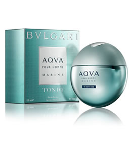 BVLGARI AQVA MARINE TONIQ POUR HOMME EDT FOR MEN