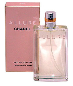 CHANEL ALLURE EDT FOR WOMEN