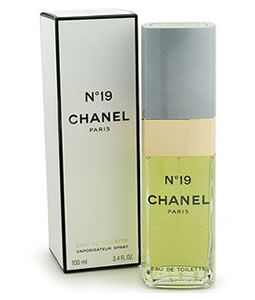 CHANEL NO 19 EDT FOR WOMEN
