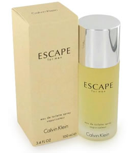 CALVIN KLEIN ESCAPE EDT FOR MEN