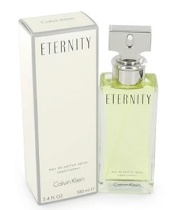 CALVIN KLEIN ETERNITY EDP FOR WOMEN