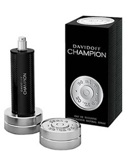 DAVIDOFF CHAMPION EDT FOR MEN