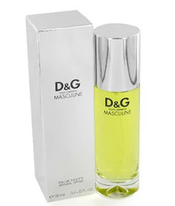 D&G MASCULINE EDT FOR MEN