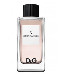 D&G 3 L'IMPERATRICE EDT FOR WOMEN