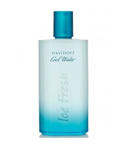 DAVIDOFF COOL WATER ICE FRESH EDT FOR MEN