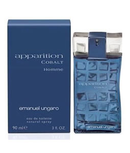 EMANUEL UNGARO APPARITION COBALT HOMME EDT FOR MEN