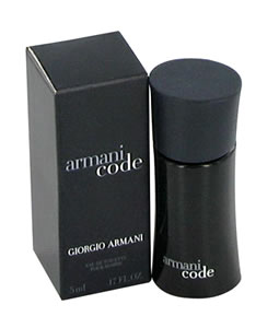 GIORGIO ARMANI ARMANI CODE EDT FOR MEN