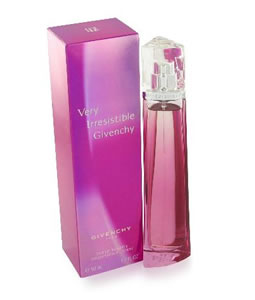 GIVENCHY VERY IRRESISTIBLE EDT FOR WOMEN