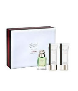 GUCCI BY GUCCI SPORT POUR HOMME 50ML GIFT SET FOR MEN