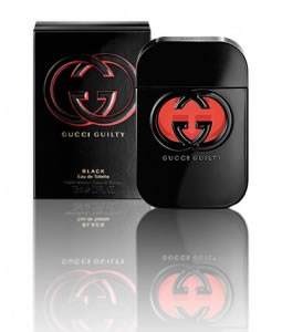 GUCCI GUILTY BLACK EDT FOR WOMEN