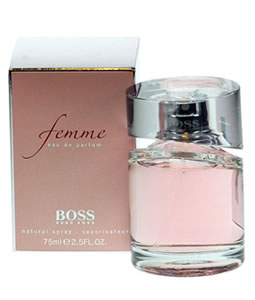HUGO BOSS FEMME EDP FOR WOMEN