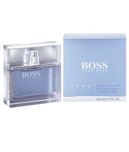 HUGO BOSS PURE EDT FOR MEN