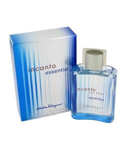 SALVATORE FERRAGAMO INCANTO ESSENTIAL POUR HOMME EDT FOR MEN