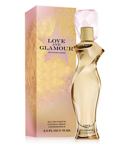 JENNIFER LOPEZ LOVE AND GLAMOUR EDP FOR WOMEN