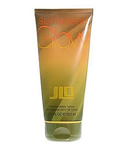 JENNIFER LOPEZ SUNKISSED GLOW BODY LOTION 200ML FOR WOMEN