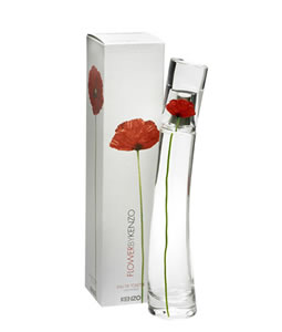 KENZO FLOWER EDT FOR WOMEN