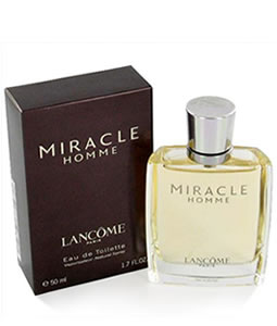 LANCOME MIRACLE EDT FOR MEN
