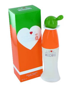 MOSCHINO LEAU CHEAP AND CHIC EDT FOR WOMEN