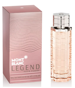MONT BLANC LEGEND POUR FEMME DE EDT FOR WOMEN