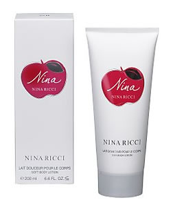 NINA RICCI NINA BODY LOTION 100ML FOR WOMEN