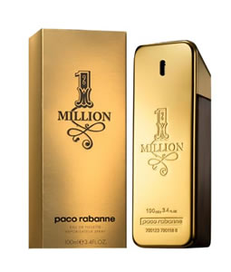 PACO RABANNE 1 (ONE) MILLION EDT FOR MEN