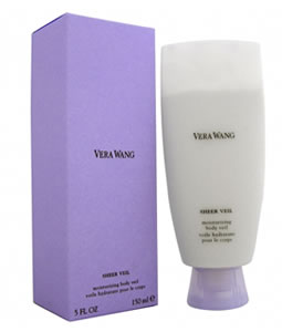 VERA WANG SHEER VEIL BODY LOTION 150ML FOR WOMEN