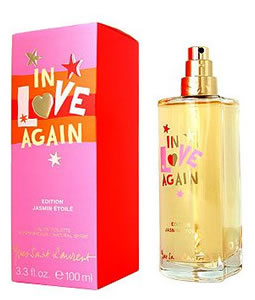 YVES SAINT LAURENT IN LOVE AGAIN EDT FOR WOMEN