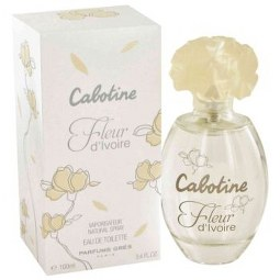 PARFUMS GRES CABOTINE FLEUR D'IVOIRE EDT FOR WOMEN