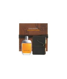 DAVIDOFF ADVENTURE GIFT SET 2  FOR MEN