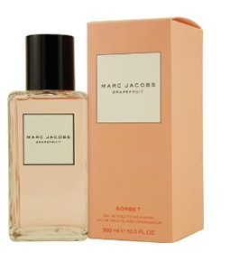 MARC JACOBS GRAPEFRUIT EDT FOR WOMEN