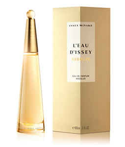 ISSEY MIYAKE L'EAU D'ISSEY ABSOLUE EDP FOR WOMEN