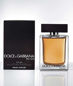 D&G THE ONE EDT FOR MEN