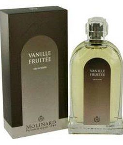 MOLINARD VANILLE FRUITEE EDT FOR WOMEN