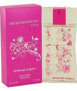 EMANUEL UNGARO APPARITION PINK EDT FOR WOMEN