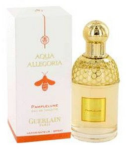 GUERLAIN AQUA ALLEGORIA PAMPLELUNE EDT FOR WOMEN