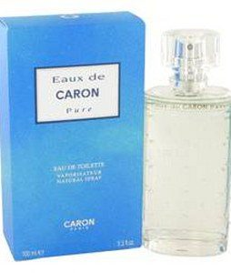 CARON EAUX DE CARON PURE EDT FOR MEN