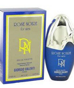 GIORGIO VALENTI ROSE NOIRE EDT FOR MEN