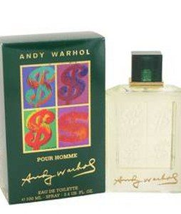 ANDY WARHOL ANDY WARHOL EDT FOR MEN