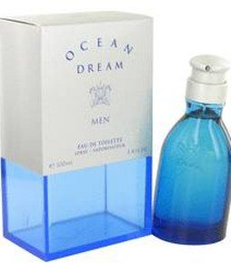 DESIGNER PARFUMS LTD OCEAN DREAM EDT FOR MEN
