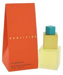 LIZ CLAIBORNE REALITIES EDT FOR WOMEN