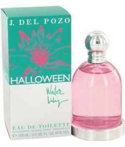 JESUS DEL POZO HALLOWEEN WATER LILLY EDT FOR WOMEN