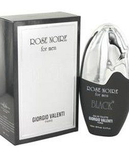GIORGIO VALENTI ROSE NOIRE BLACK EDT FOR MEN