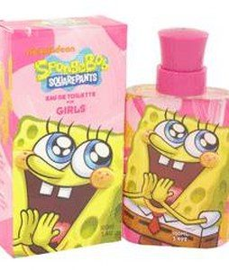 NICKELODEON SPONGEBOB SQUAREPANTS EDT FOR WOMEN