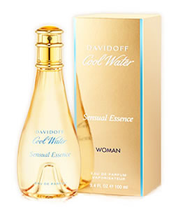DAVIDOFF COOL WATER SENSUAL ESSENCE EDP FOR WOMEN