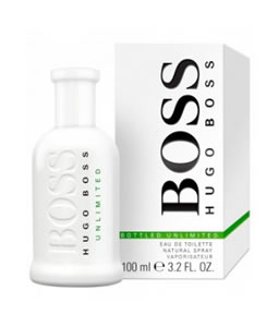 HUGO BOSS BOTTLED UNLIMITED EDT FOR MEN