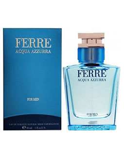 GIANFRANCO FERRE FERRE ACQUA AZZURRA EDT FOR MEN